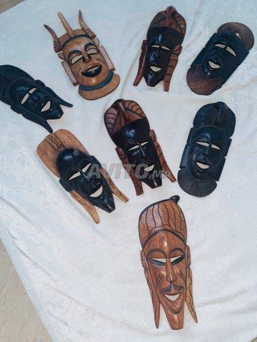 Masque senegalais  - 1