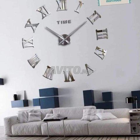 horloge 3 d  - 1