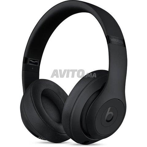 Casque Beats Studio 3 Wireless Noir Mat - 1