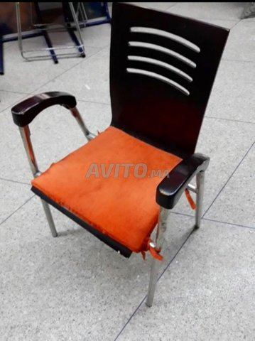 Lot de Chaise  - 3