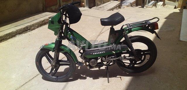 دراجة نارية  - 1