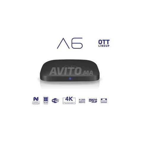 Amiko A6 OTT 4K - 1