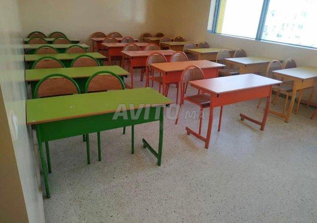 les mobiliers scolaires Réf RYPuf  - 1
