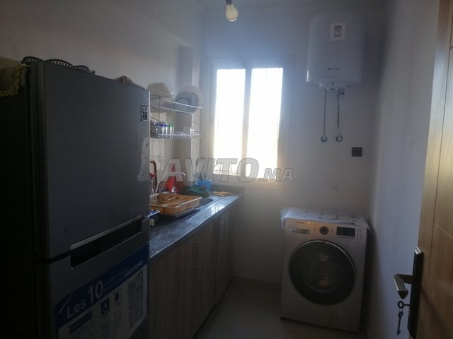 location d'un appartement meublé  - 2