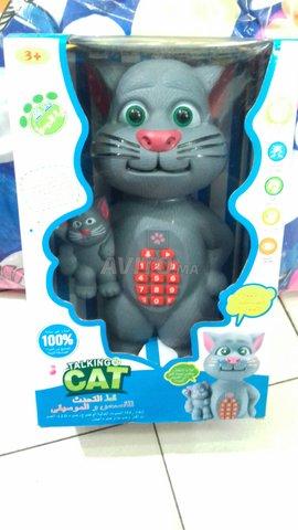 Talking Cat un chat qui parle  - 6