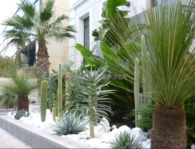 entretien et aménagement d'espaces verts et fermés - 1