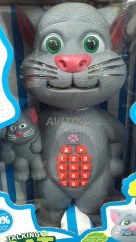 Talking Cat un chat qui parle  - 5