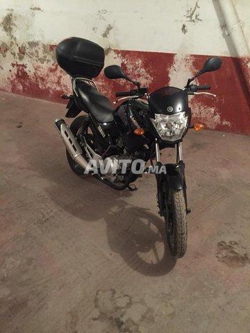 Moto yamaha YBR 125 - 1