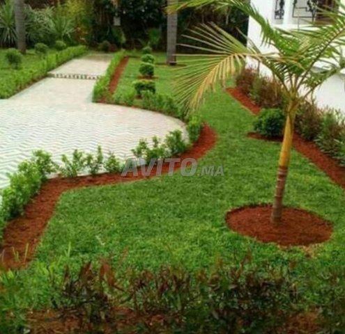 entretien et aménagement d'espaces verts et fermés - 2