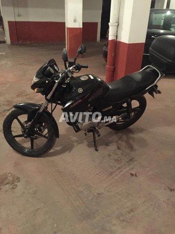 Moto yamaha YBR 125 - 4