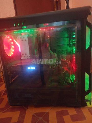 PC Gamer i7-7700K GTX 1070 8GB - 6