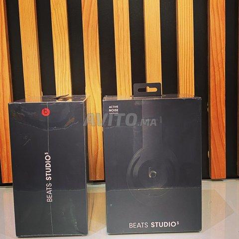 Casque Beats Studio 3 Wireless Noir Mat - 2