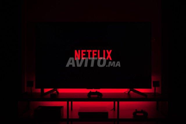 netflix 4 ecrans abonnement 1 ans - 1