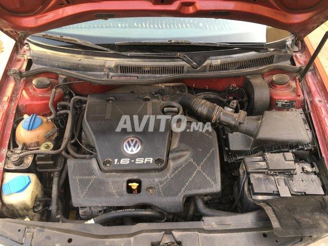 Volkswagen bora - 1