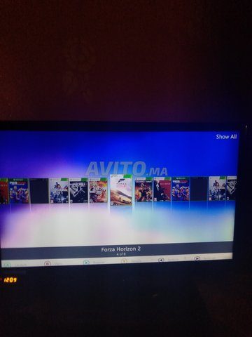 Xbox 360 120 g flache - 1
