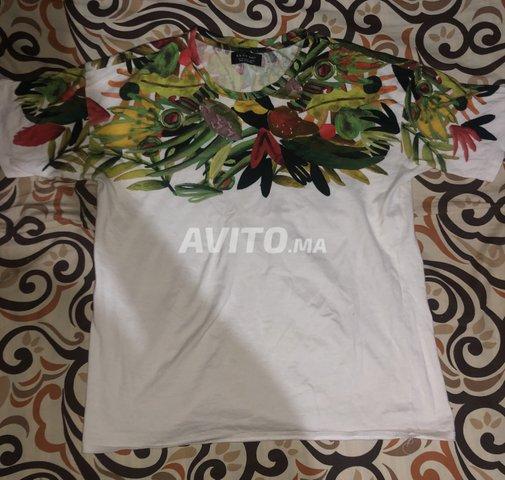 T-shirt Zara jdid (s) - 1