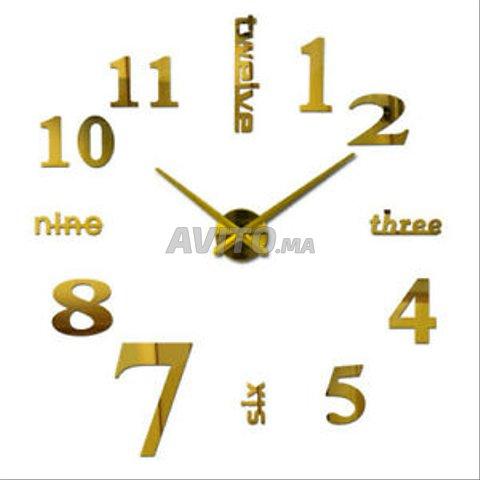 horloge 3 d  - 4