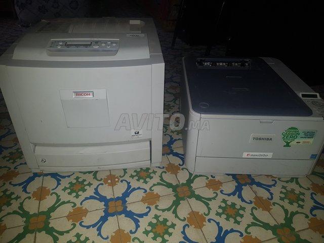 2 imprimentes sans fils - 1