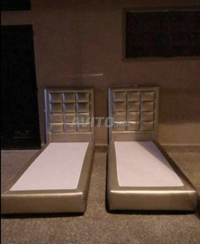 800 lit tapesserie de chambre  - 2