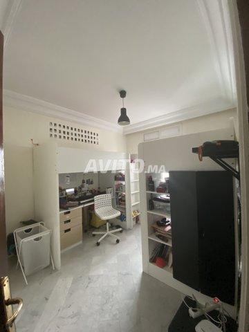 lit mezzanine avec bureau - 1
