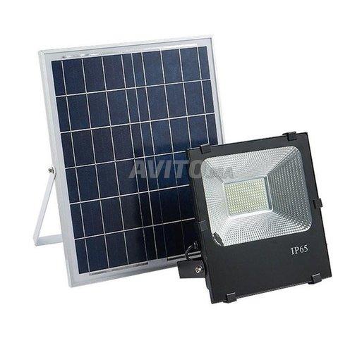 Projecteur LED Solaire 100W - 1