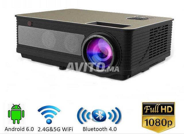 OWLENZ SD300 Professional Projecteur 1080P WIFI - 1