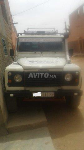 Voiture Land rover Defender 1997 à zagora  Diesel  - 10 chevaux