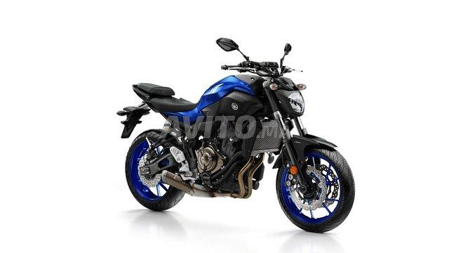 Moto MT-07 - 1