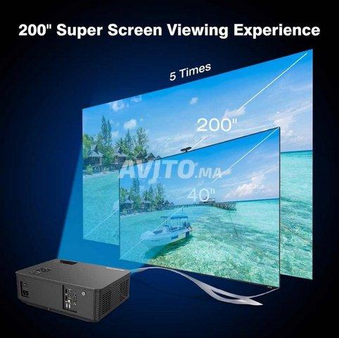 OWLENZ SD300 Professional Projecteur 1080P WIFI - 4