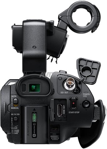 Sony PXW-X70 Professional XDCAM Compact Camcorder  - 4