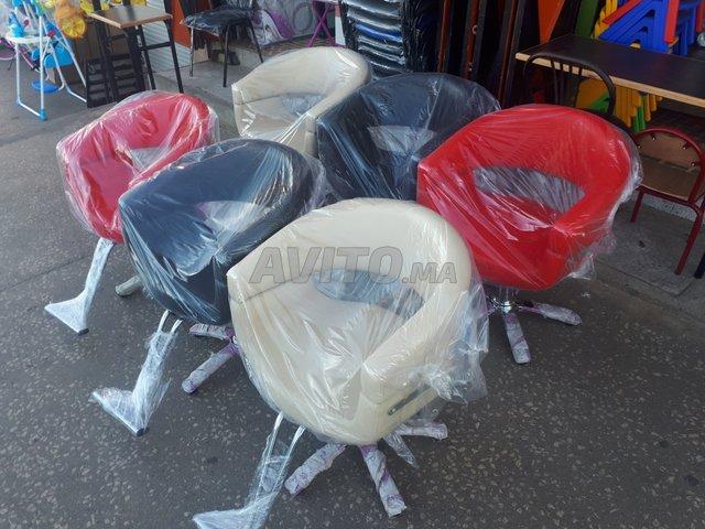 Promotion des matirail de esthétiques et chaise - 4