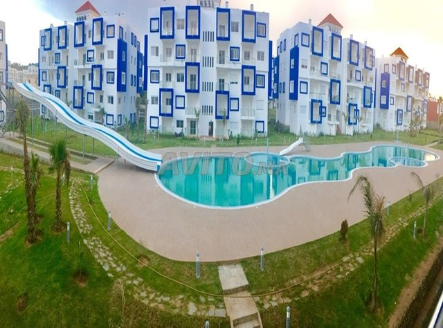 Appartement en Location de vacances à cabo negro - 5