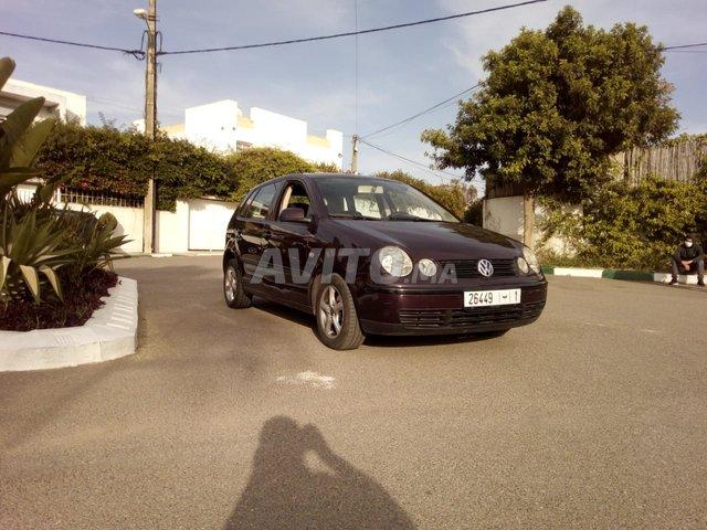 Voiture Volkswagen Polo 2005 à rabat  Diesel  - 8 chevaux