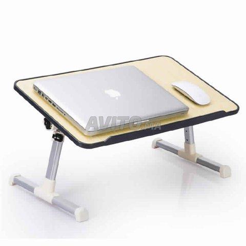 Table de Laptop Réglable avec Ventillateurs - 1