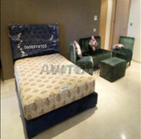Chambre a coucher 140/190 - 2