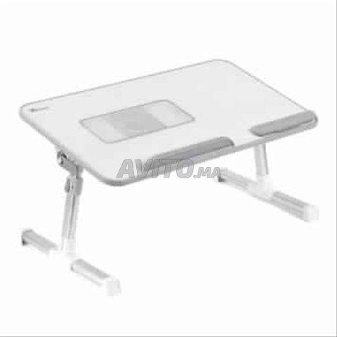 Table de Laptop Réglable avec Ventillateurs - 4