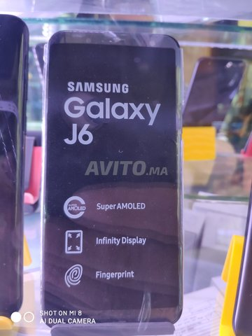 Samsung j6 - 1