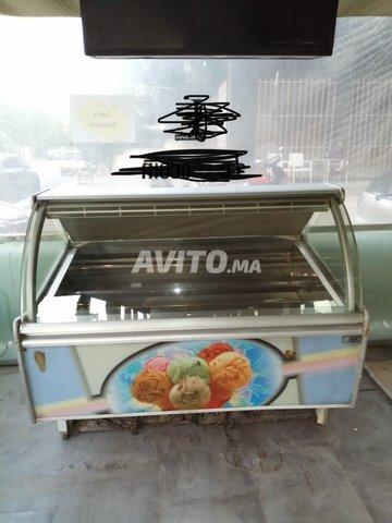 Frigo glace présentoirs  - 2