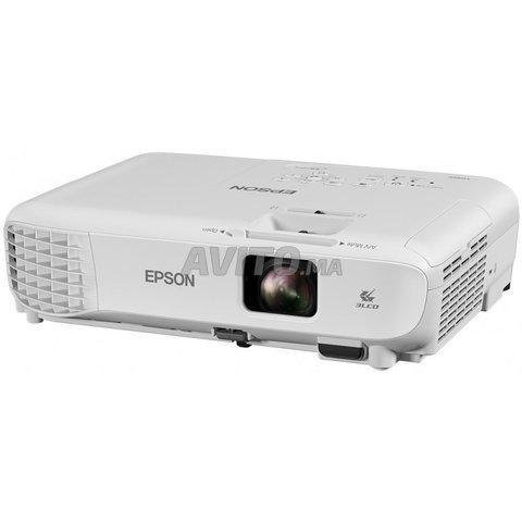Vidéoprojecteur de bureau EPSON EB-S05 3200 Lumens - 1