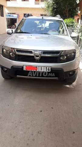 Voiture Dacia Duster 2013 à mohammedia  Diesel  - 6 chevaux
