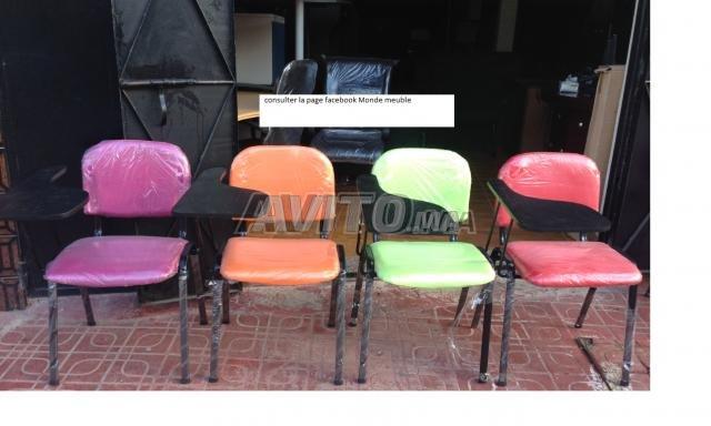 chaise ecritoire - 1