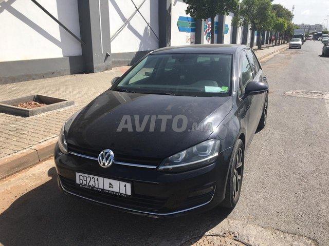 Voiture Volkswagen Golf 7 2013 à casablanca  Diesel  - 8 chevaux