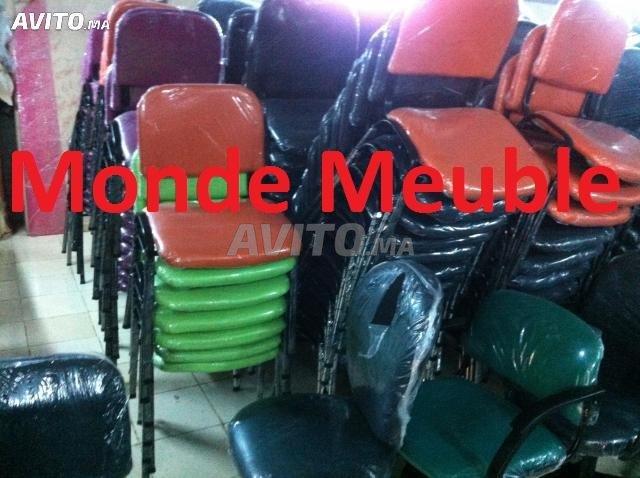 chaise ecritoire - 3