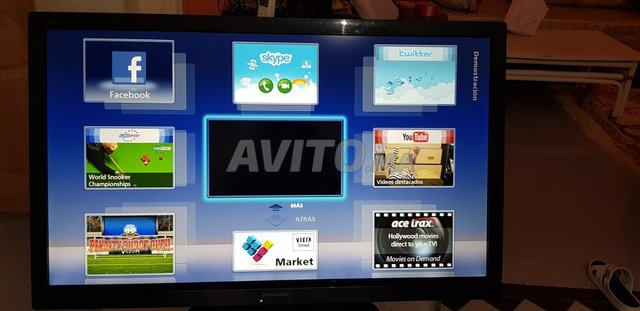 tv Panasonic smart 42 - 1