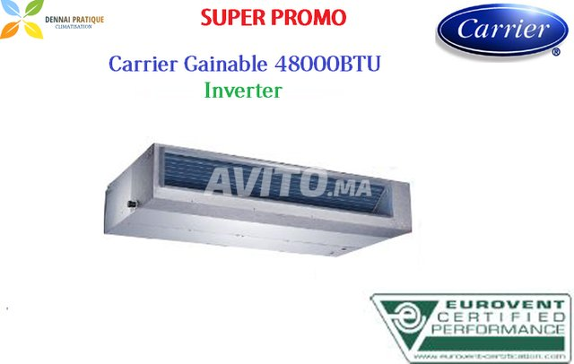 Carrier Gainable 48000BTU inverter - 1