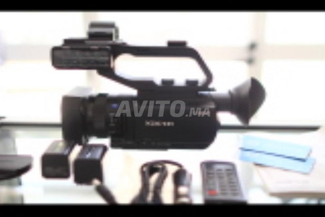 Sony PXW-X70 Professional XDCAM Compact Camcorder  - 5