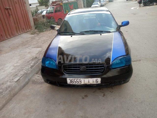 Voiture Suzuki Baleno 2003 à casablanca  Essence  - 6 chevaux