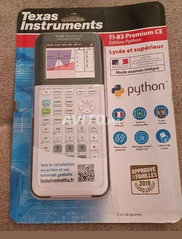 Calculatrice Texas Instruments TI-83 Premium CE - 2