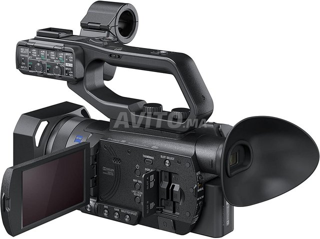 Sony PXW-X70 Professional XDCAM Compact Camcorder  - 2