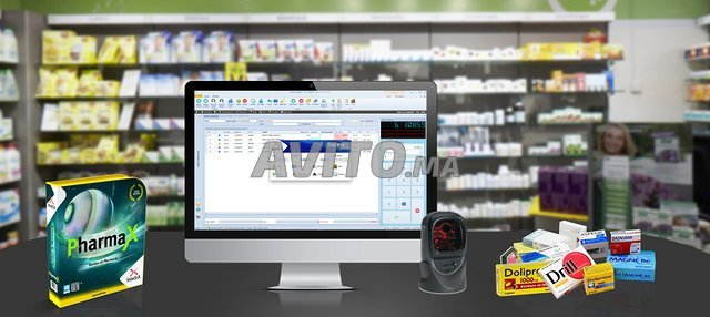 Caisse enregistreuse gestion point de vente vpro - 3